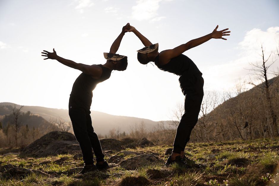 Rashid Johnson - The Hikers