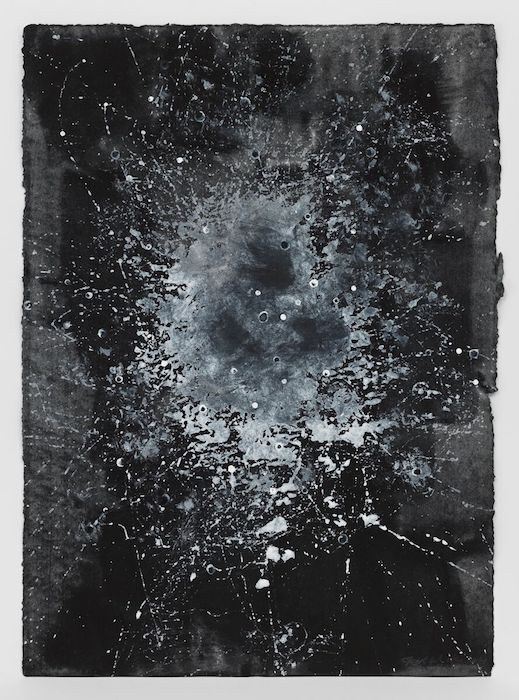 In Conversation: Jack Whitten - Transitional Space - A Drawing Survey