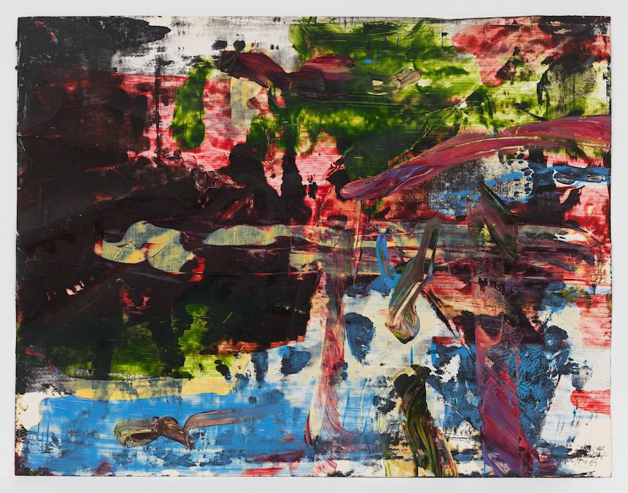 Jack Whitten - Transitional Space - A Drawing Survey