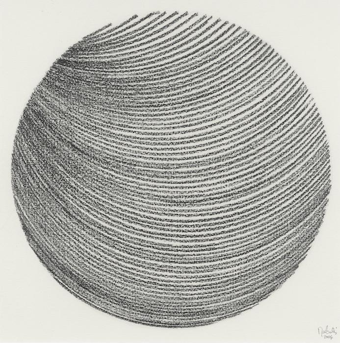 Guided tour: Jean Mauboulès - Mouvement arrêté. Arbeiten auf Papier 1969-2019