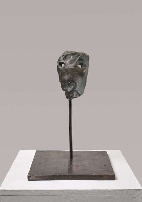 Günther Förg - surface of bronze