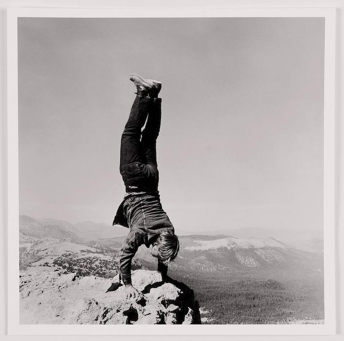 Robert Kinmont - Selected Photography 1967-1975