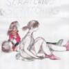 Margot Ferrick - Scratching