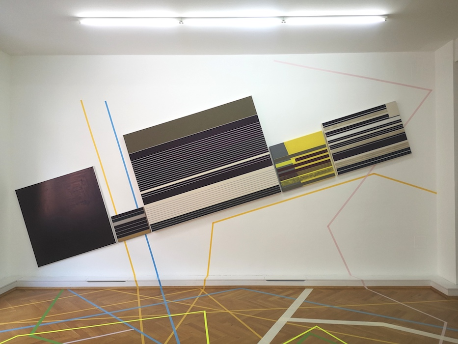 Herbert Hinteregger - Untitled (gab nach, sodass sie zu fallen drohte)