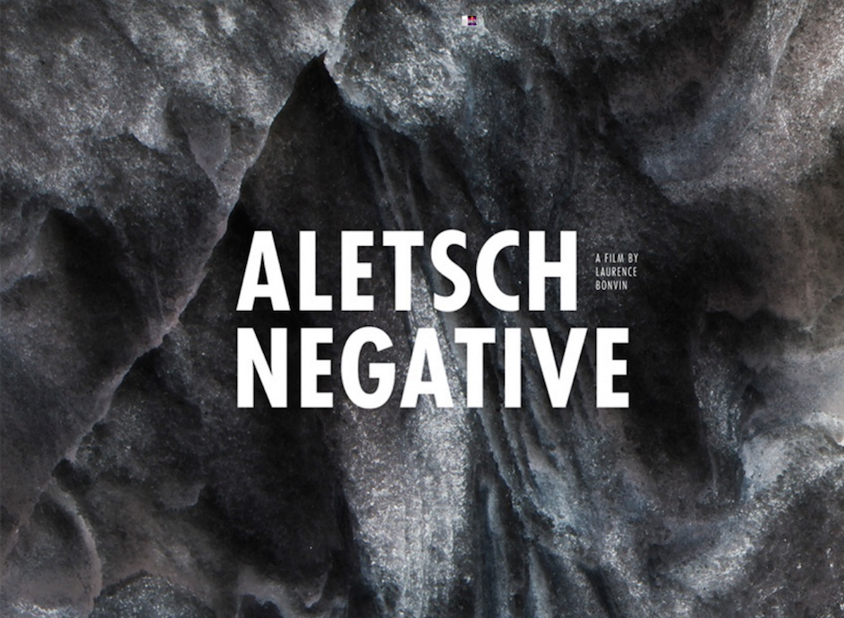 Finissage / Book Launch: Laurence Bonvin - Aletsch negative