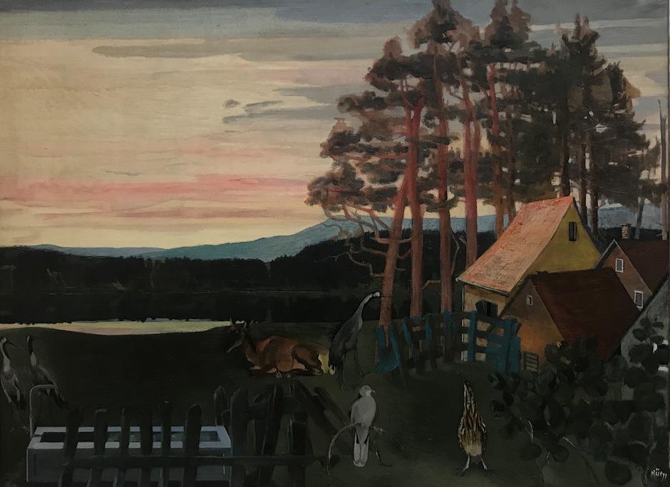 Concert: Krieg und (falscher) Frieden - Aus der Sammlung: Schweizer Kunst aus den Kriegsjahren 1939–1945