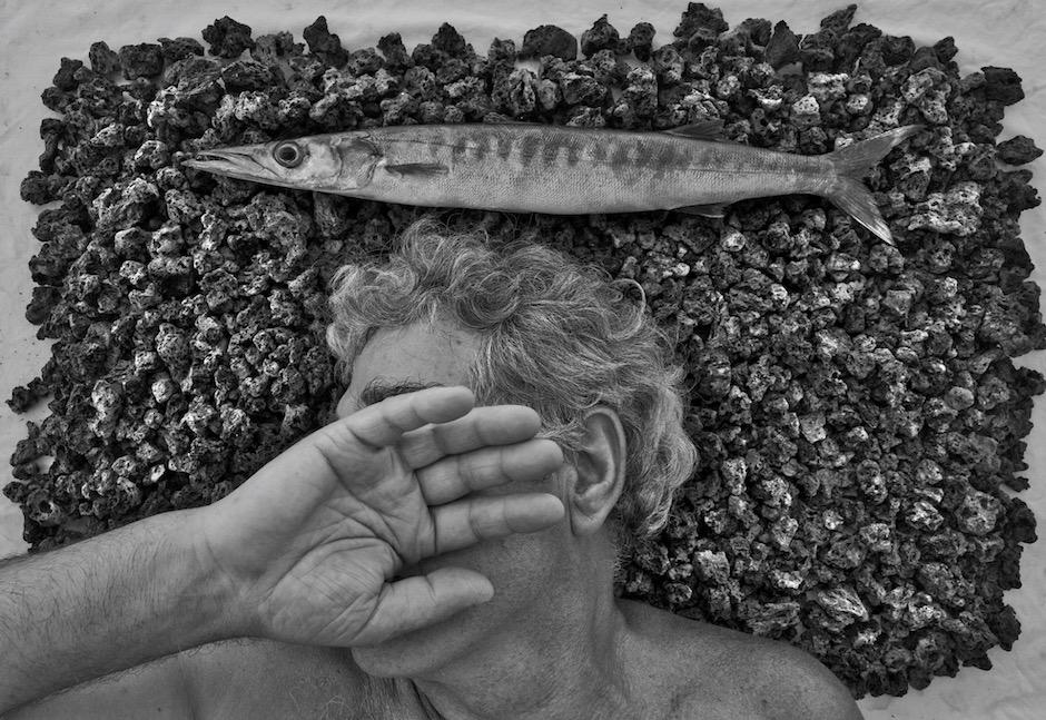 Antonio Idone - Uomopesce, Storie – autobiografische Geschichten des Fischmannes