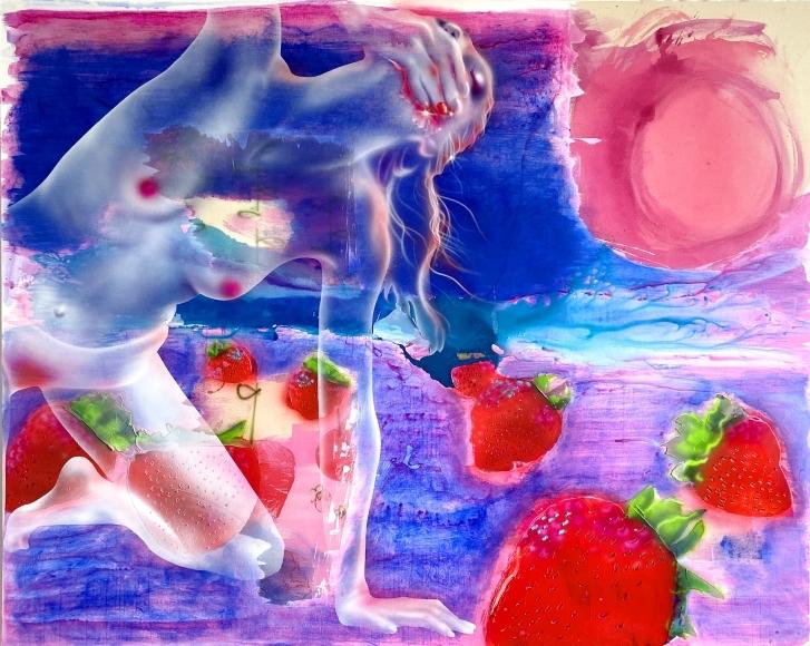 Emilie Stark-Menneg - Strawberry Moon