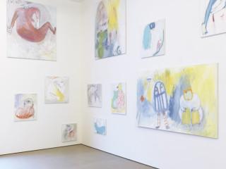 Ausstellung Jedlitschka gallery Zürich 2013