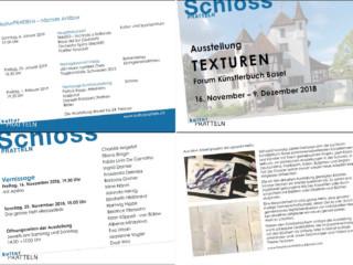 Ausstellung Texturen FKB 16