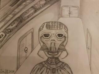 Sci-Fi SEN Art